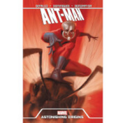 Ant Man Astonishing Origins Graphic Novel