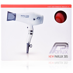 HAIR DRYER 385 powerlight ionic ceramic red
