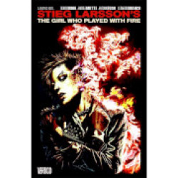 Vertigo Girl Who Played With Fire Hard Cover