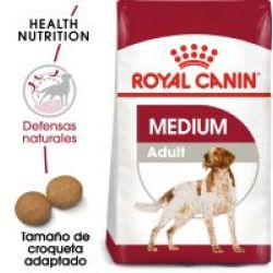 Royal Canin Medium Adult Pack  2 x 15 kg