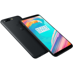 OnePlus 5T A5010 Dual Sim 4G 64GB (6GB Ram)(Libre) Negro Medianoche