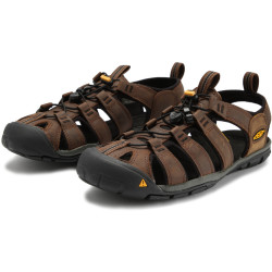 Keen Clearwater CNX Leather Walking Sandals SS21