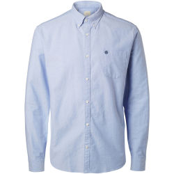 SLHCOLLECT REGULAR FIT OXFORD CAMISA