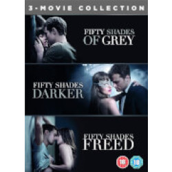 Fifty Shades 1 3 Boxset