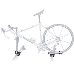 Peruzzo Pordoi Roof Mount Bike Carrier Gris Fork Fitment Gris