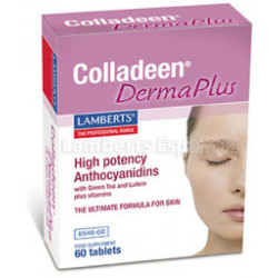 Lamberts Colladeen® Derma Plus 60 tabletas