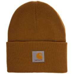 Carhartt WIP Acrylic Watch Beanie marrón