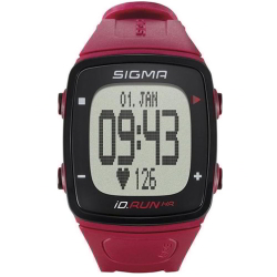 GPS Sigma ID.Run HR Rojo 2020