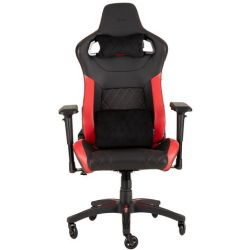 Silla Corsair Gaming T1 Race 2018 Edit Negra Roja