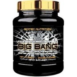 Scitec Nutrition Big Bang 3.0 825 gr Sabor Naranja