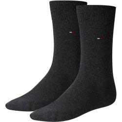 Tommy Hilfiger Calcetines Gris Talla 43 46