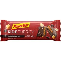 Barrita PowerBar Ride Chocolate Caramelo 2020