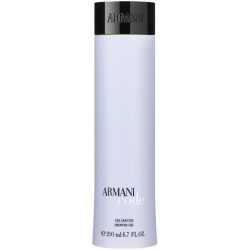 ARMANI CODE POUR HOMME all over body shampoo 200 ml