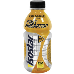 Isostar Fast Hydration Pet 1 botella x 500 ml Sabor Naranja