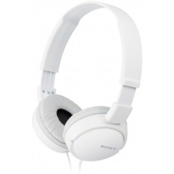 Auriculares SONY MDRZX110APW Blanco