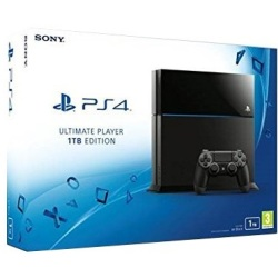 Sony PlayStation 4 1 TB Ultimate Player Edition mando inalámbrico incluído negro