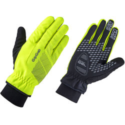 GripGrab Ride Windproof Hi Vis Winter Gloves Guantes