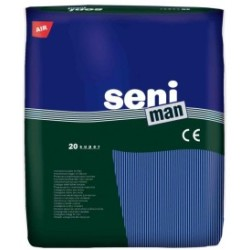 Seni Man Super Protection Men 20 unidades