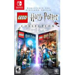 Nintendo Switch Game LEGO Harry Potter Collection English