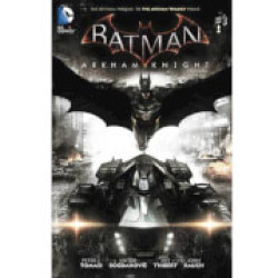 Batman Arkham Knight Volume 1 Hardcover Graphic Novel