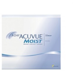 JJ 1 DAY 90PK ACUVUE MOIST 9.0 ( 1.50)