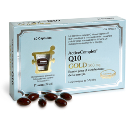 Pharma Nord ActiveComplex Q10 Gold 100 Mg 60 cápsulas