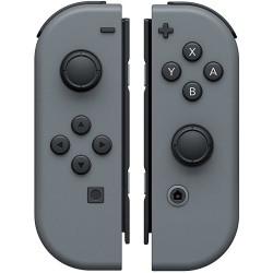 Nintendo Switch Mando Joy Con Set gris