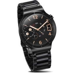 Huawei Watch Active 42mm negro con pulsera de eslabones negra Wifi