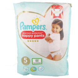 Camilla Pampers Couch Prem Prot Pantalón T5 17