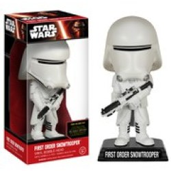 Figura Bobble Head Soldado de asalto Star Wars Episodio VII