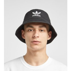 adidas Originals Trefoil Bucket Hat negro