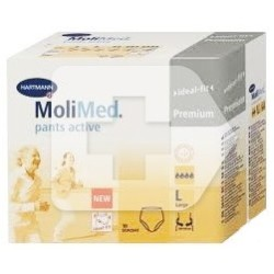 MoliMed Pants Active talla grande 10uds