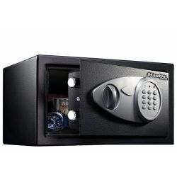 Master Lock X041ML Caja de seguridad mediana con clave digital
