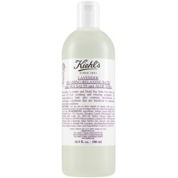 Kiehlapos s Champús Lavender Foaming Relaxing Bath with Sea Salts and Aloe
