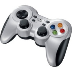 F710 Negro Gris USB 2.0 Gamepad PC