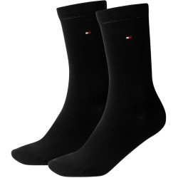 Tommy Hilfiger Calcetines Negro Talla 35 38