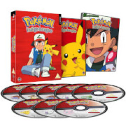 Pokemon Indigo League Season 1 Box Set