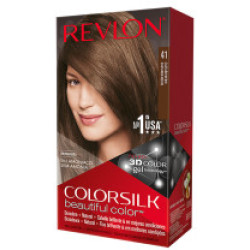 COLORSILK tinte 41 castaño medio