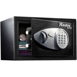 Master Lock X055ML Caja de seguridad mediana con clave digital