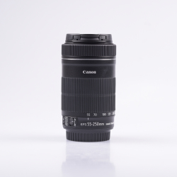 Canon EF S 55 250mm f 4 5.6 IS STM Objetivo para canon