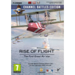 Rise of Flight Channel Battles Edition