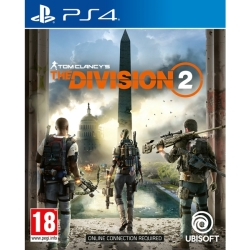 PS4 Game Division 2 Standard Edition para PlayStation 4 (Solo ingles)