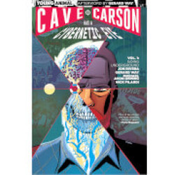 Young Animal Cave Carson Has A Cybernetic Eye Vol 01 Going