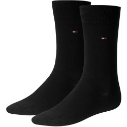 Tommy Hilfiger Calcetines Negro Talla 43 46