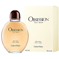 OBSESSION FOR MEN after shave 125 ml