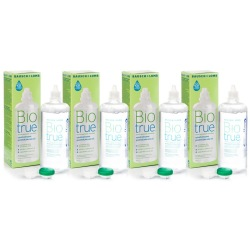 Biotrue Multi Purpose 360 ml con estuche