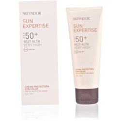 SUN EXPERTISE crema protectora con color SPF50 75 ml