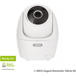 ABUS Smart Security World WIFI cámara interior